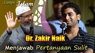 Video Dr. Zakir Naik Berhasil Menjawab Pertanyaan Sulit Seorang Pemuda MP3, 3GP, MP4, WEBM, AVI, FLV Mei 2018