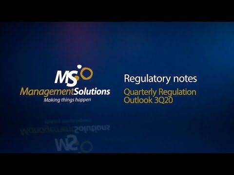 Regulation Outlook 3Q20