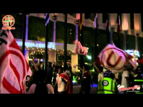 Video - La U NO se VENDE ,esta HINCHADA la DEFIENDE - Trinchera Norte - Universitario de Deportes - Peru