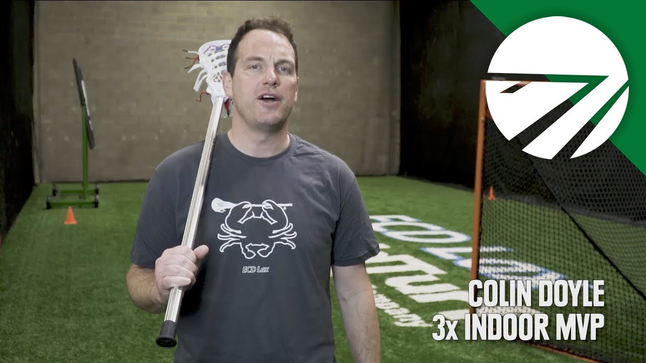 Time & Space │ Shooting Drill │ Lacrosse Training with Colin Doyle
