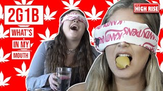WHAT'S IN MY MOUTH? W/ 2 GIRLS 1 BONG!!! by HighRise TV