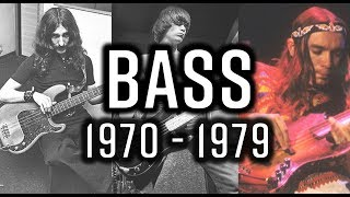 Video THE BASS 1970 - 1979 | The Players You Need to Know MP3, 3GP, MP4, WEBM, AVI, FLV November 2018