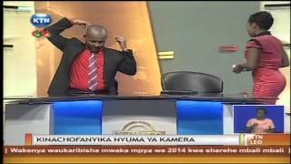 Video Matukio 2013: Kinachofanyika nyuma ya kamera na wanahabari MP3, 3GP, MP4, WEBM, AVI, FLV Agustus 2019