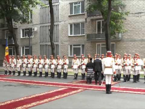 Președintele Nicolae Timofti a primit scrisorile de acreditare din partea a patru ambasadori