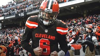 Cleveland Browns 2019 Season Hype Video {(Sicko Mode)}