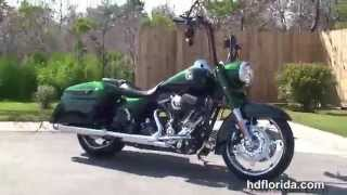 8. New 2014 Harley Davidson CVO Road King Motorcycles for sale
