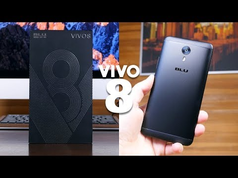 BLU Vivo 8 Review