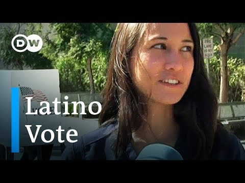 US midterm elections 2018: The latino vote | DW English