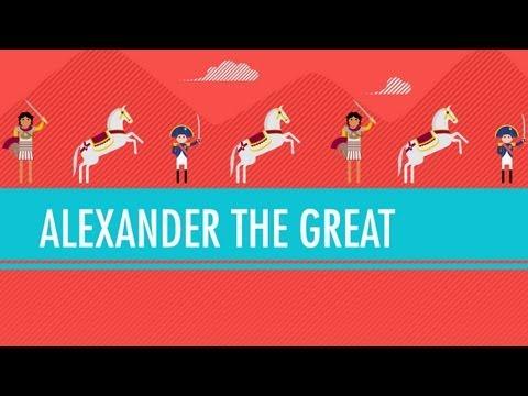 Alexander der Große Steckbrief