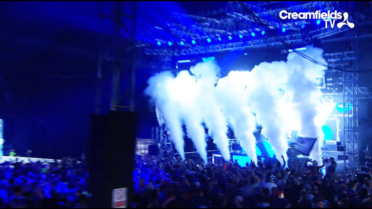 Sick Individuals - Live @ Creamfields 2014