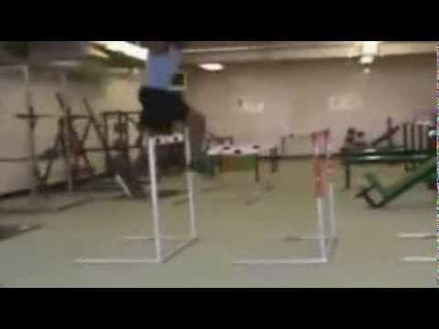 Doloroso Fail! Salto de vallas
