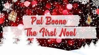 The First Noel Pat Boone