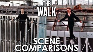 The Walk  2015  And Man On Wire  2008    Scene Comparisons