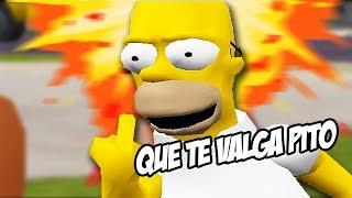 Video El juego de LOS SIMPSONS que TODOS JUGAMOS xdd MP3, 3GP, MP4, WEBM, AVI, FLV Januari 2019