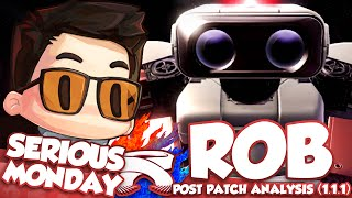 ZeRo – ROB Analysis ft. 8BitMan