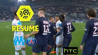 Video Olympique de Marseille - Paris Saint-Germain (1-5)  - Résumé - (OM - PSG) / 2016-17 MP3, 3GP, MP4, WEBM, AVI, FLV Oktober 2017