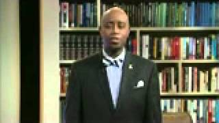Higher Ground - Dress For Success - Dr. Barry Black
