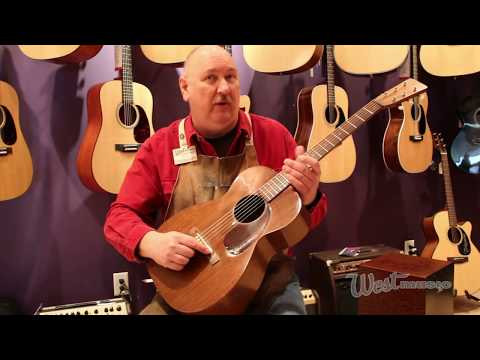 Resetting the neck on a 1955 Martin 0-15 acoustic guitar