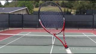 Tennis Highlights, Video - Pronation on the Tennis Serve - Maybe that's the Problem