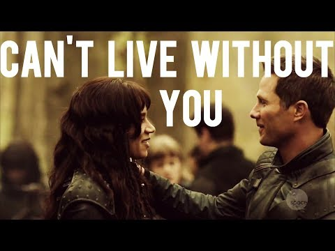 Dutch & D'avin ✘ can't live without you