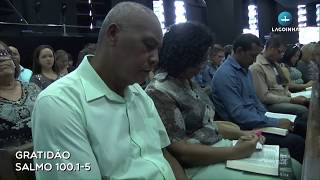 03/12/2017 - CULTO MANHÃ - PR. MÁRCIO VALADÃO