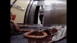 Zombie In Elevator Prank 117984 YouTubeMix