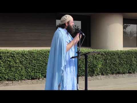 Rain Prayer (Salat Al-Istisqa') for the Northern California Fires - Shaykh Rami Nsour - MCC East Bay