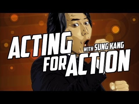 Acting For Action with Sung Kang Trailer