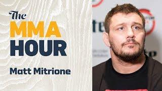 Matt Mitrione Wants To Run Back Sergei Kharitonov Fight, But Wouldn't Mind Fighting Cheick Kongo by MMA Fighting