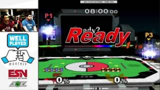 Grand Final – LP.Trulliam(Falco) vs. EMG.n0ne(Falcon) – Well Played  10