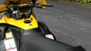 10. 2008 SkiDoo MXZ 550F (West Bridgewater, Massachusetts)