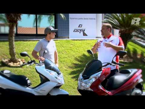 WARM UP - Honda PCX - Bikers Magazine