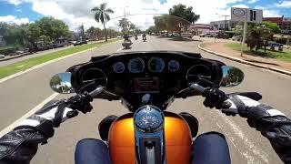 3. Harley Davidson Ultra Limited 2016 Go Pro HD