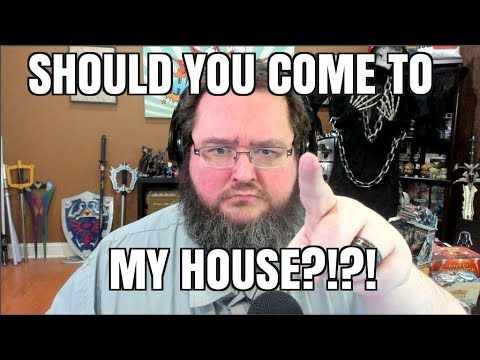 Should You Come to My House? Any Youtuber's House?