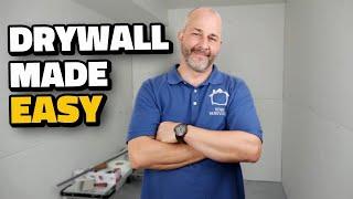 DIY Drywall Finishing | 18 Tips and Tricks