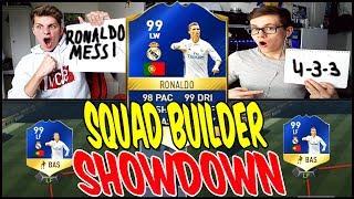 99 TOTS RONALDO SQUAD BUILDER SHOWDOWN vs. REALFIFA!! ⚽⛔️⚽- FIFA 17 ULTIMATE TEAM (DEUTSCH)