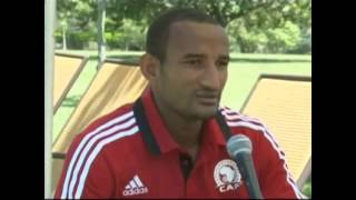 Africa Cup Of Nations Post Match Interview With Adane Girma January 22, 2013
