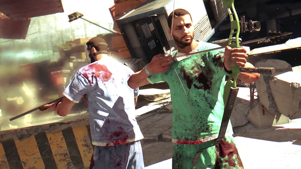 DYING LIGHT –  Bozak Horde DLC Launch Trailer (PS4 / Xbox One) #VideoJuegos #Consolas