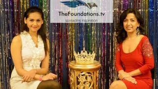 Mansee Sangani talks to The Foundations TV