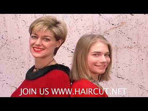 Short haircuts - HEATHER'S FIRST EVER SHORT HAIRCUT MAKEOVER DVD 125 NOW SHOWING PLEASE SUBSCRIBE