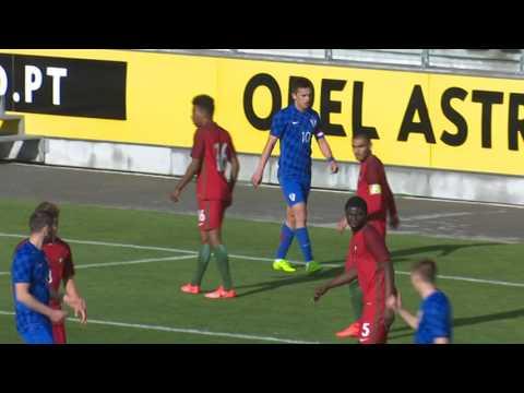 Hrvatska - Slovenija 3:0 (U-21)