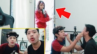 Video COBAIN SEMUA MAKEUP PUSPA,  FT(  PUTU BAHAGIANA ) MP3, 3GP, MP4, WEBM, AVI, FLV Juli 2019