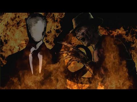 Freddy krueger vs slenderman rrrrb s rap 1 season 2