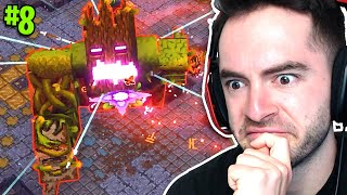 The Strongest Boss In Minecraft Dungeons by CaptainSparklez