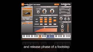 AudioSteps - Overview