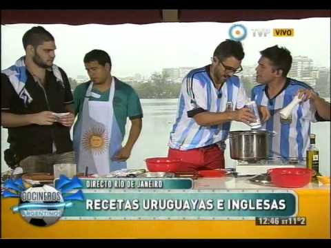 Cocineros en el Mundial Parte 9