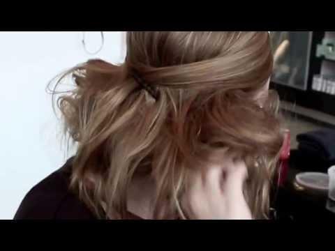 brudehår - Maiken fra Poul M -bytorvHORSENS viser dig, hvordan du nemt og hurtigt kan lave en fin frisure - der kan bruges til både hverdag og fest.