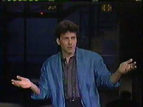 PAUL REISER -stand up on Late Night with David Letterman 1980's