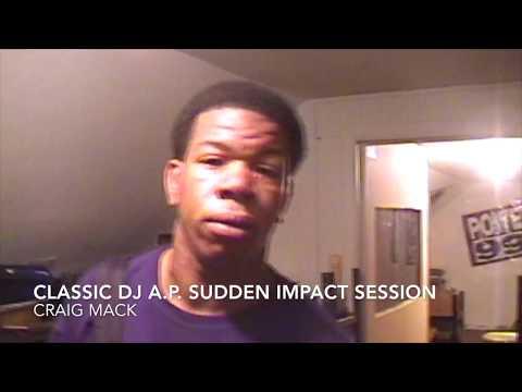 Craig Mack Classic #SuddenImpact Session (2000)