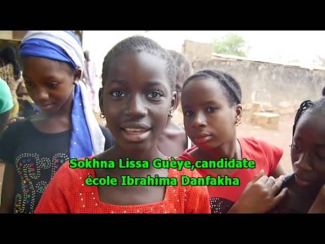 Education : Deuxième essai départemental IEF/Kédougou 2016
